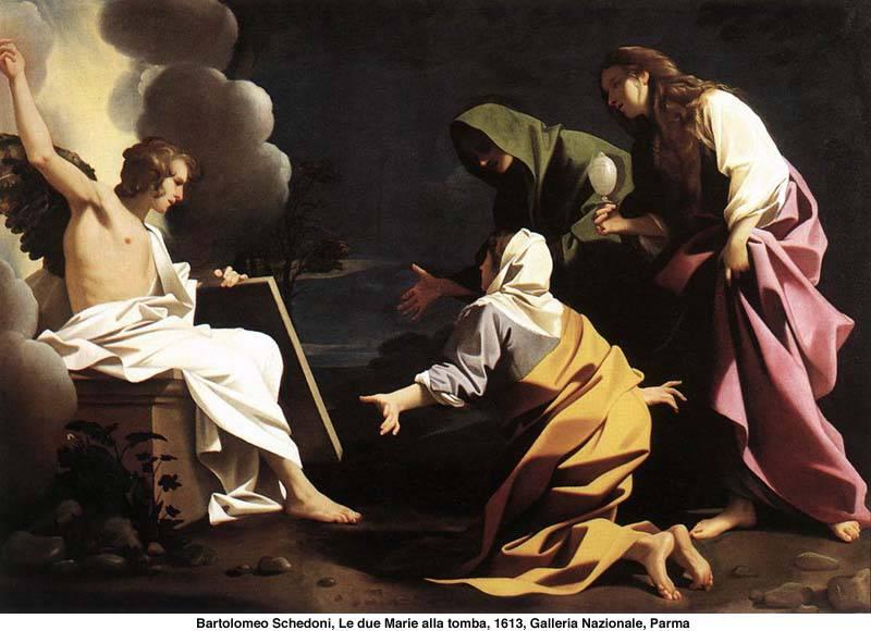 Vangelo del giorno secondo Matteo28,8-15