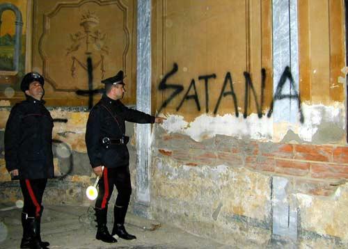 satanismo trucchi e inganni