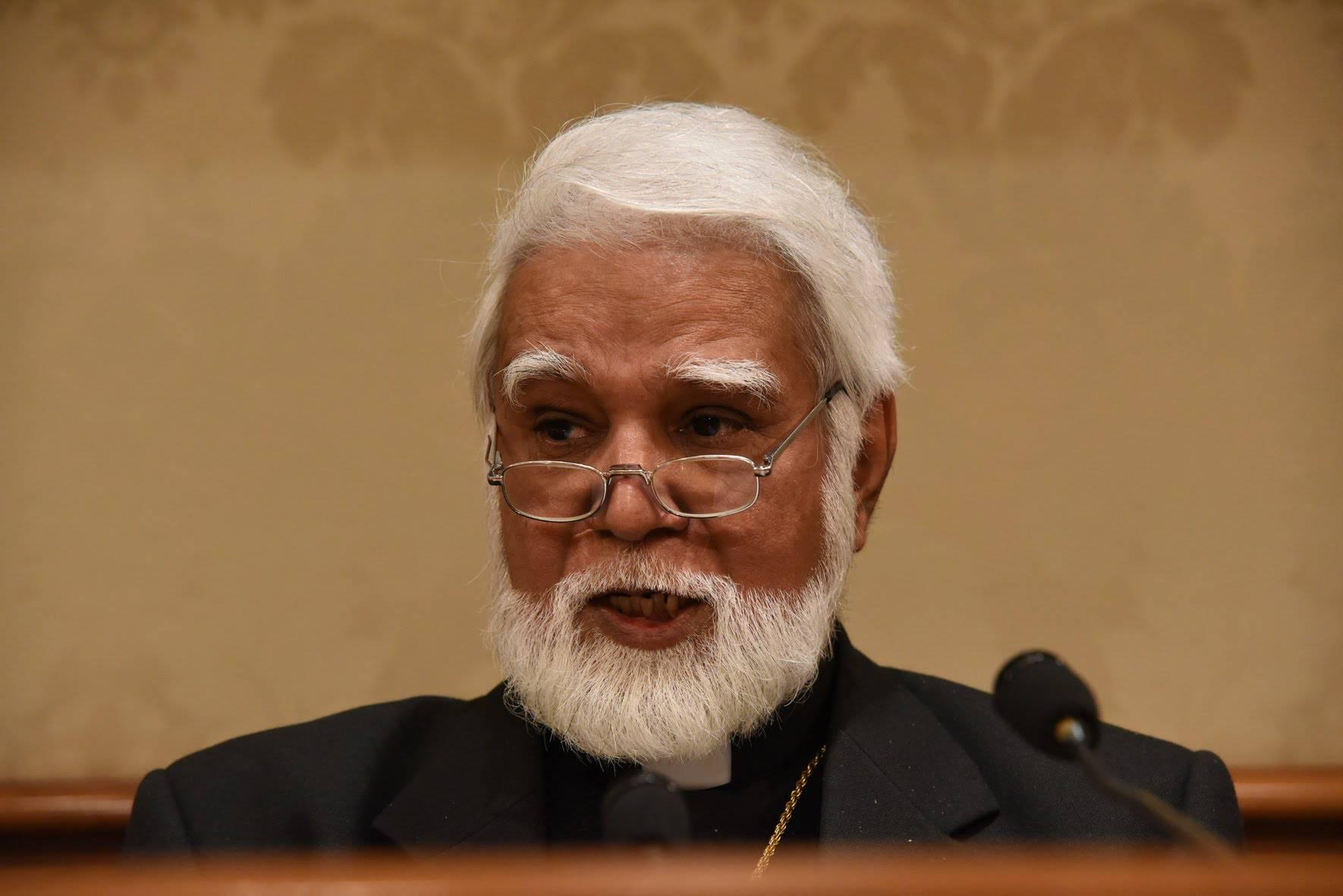 Monsignor Joseph Coutts è il Cardinale dalla barba bianca
