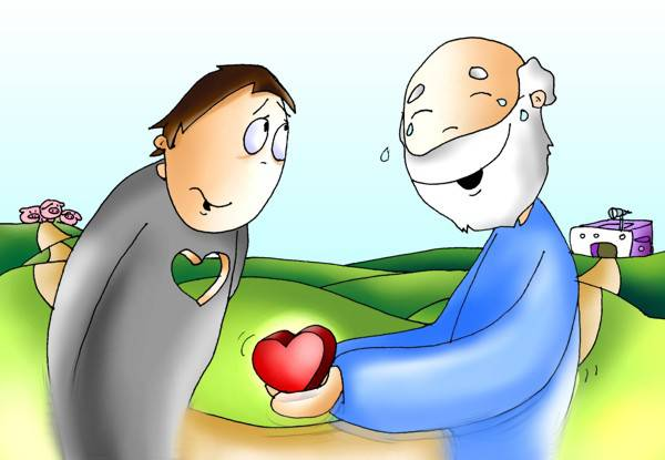 Sei un peccatore incallito? Dio ti perdona, se lo vuoi