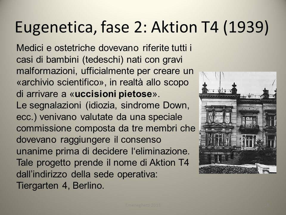 """Il nazismo e le """"vite indegne di essere vissute"""": l'Aktion t4"""