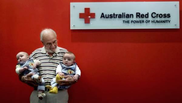 James Harrison, l'uomo dal braccio d'oro, ha salvato milioni di bambini