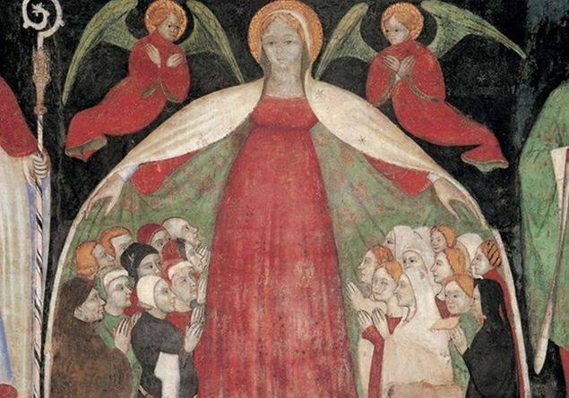 Invochiamo la protezione di Maria Madre della Chiesa