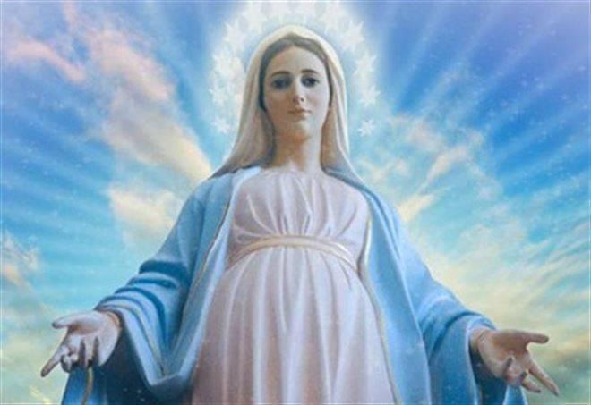 La Vergine ha salvato un minatore da morte certa