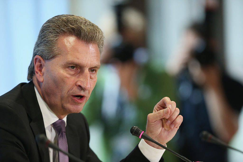 Citizen Go lancia una petizione per chiedere le dimissioni di Günther Oettinger