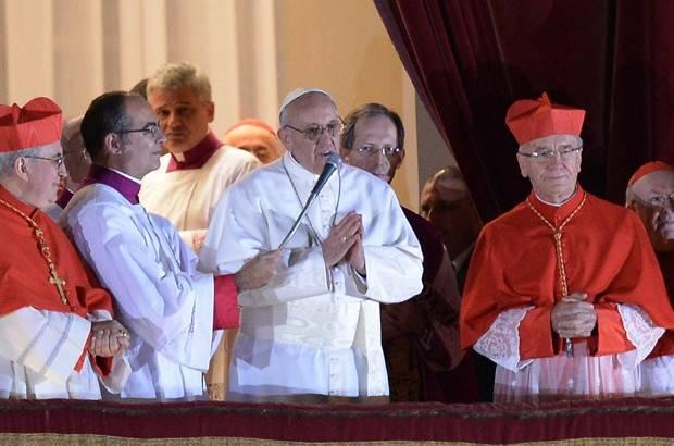 Quando Papa Francesco venne eletto