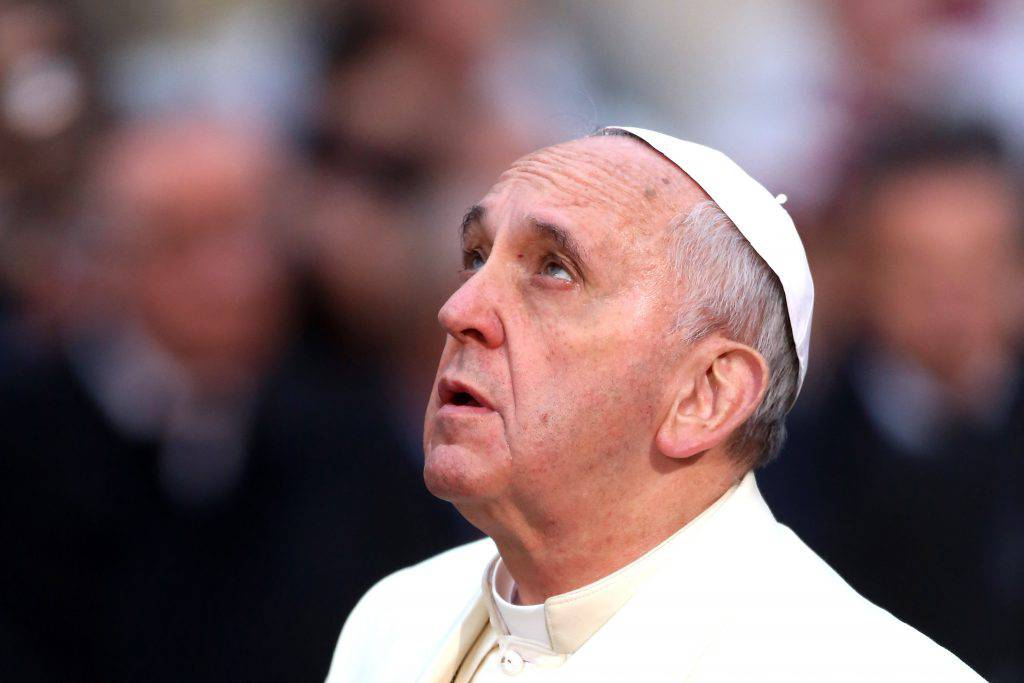 Papa Francesco spiega il significato dell'Ave Maria