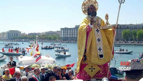 Oggi, 9 Maggio, ricordiamo la traslazione delle reliquie di San Nicola