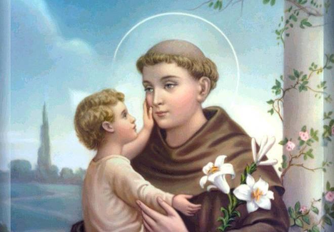 Oggi celebriamo Sant' Antonio di Padova