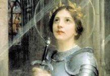 Santa Giovanna d'Arco