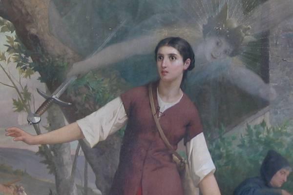 Prepariamoci a celebrare una donna coraggiosa: Santa Giovanna d'Arco