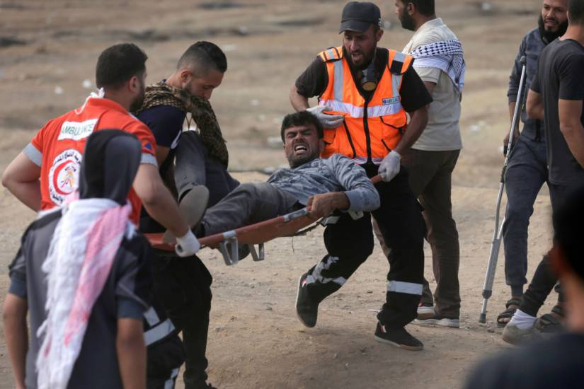 Inaugurata l'ambasciata USA a Gerusalemme, l'esercito israeliano uccide 55 palestines