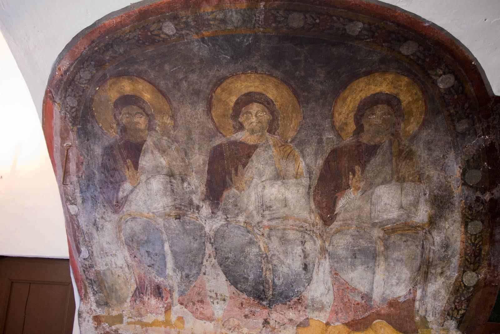 Vallepietra: un Santuario che celebra la SS. Trinità