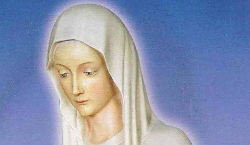 Vergine dei Poveri