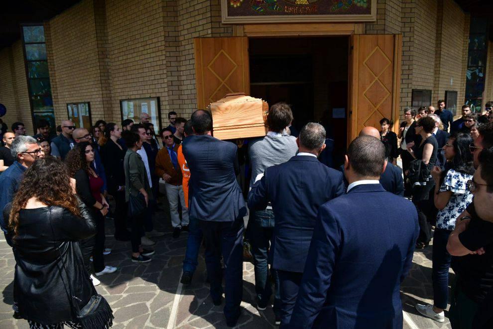 Elena Aubry funerali