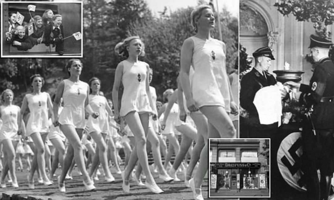 PENSAVO FOSSE AMORE INVECE ERA NAZISMO