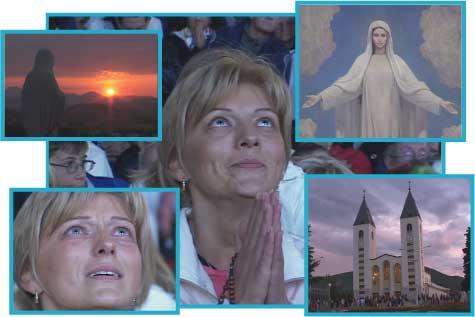Medjugorje: Messaggio straordinario della Madonna del 2 maggio 2018