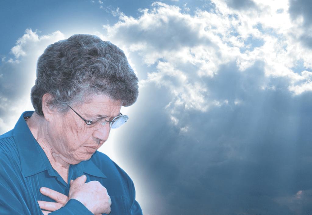 """Natuzza Evolo: """"Ho visto i morti e la vita nell'aldilà"""""""