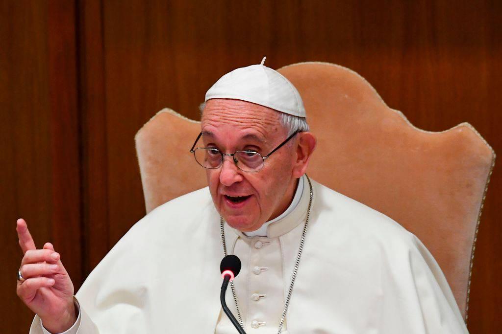 Il Papa prega per i cristiani che si trovano in Medio Oriente