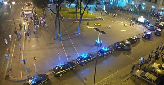 Napoli: due Carabinieri vengono aggrediti da una decina di immigrati