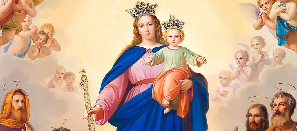 Oggi celebriamo Santa Maria Ausiliatrice