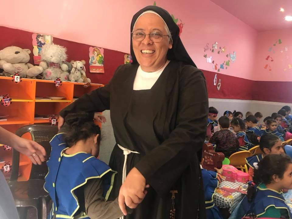 Miracolo di Carità a Damasco, asilo accoglie 140 bambini grazie alle donazioni