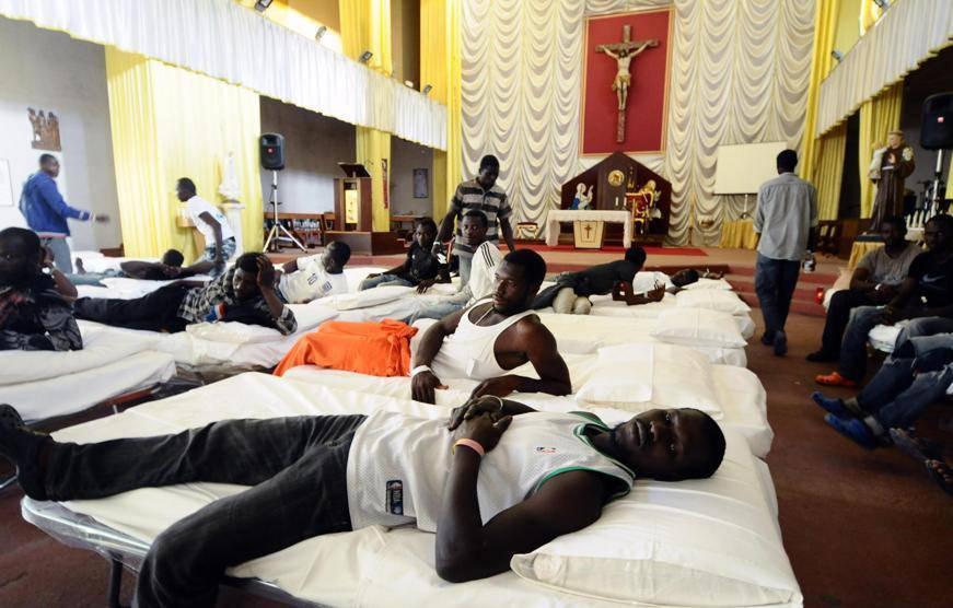 Chiesa cattolica e migranti prima parte