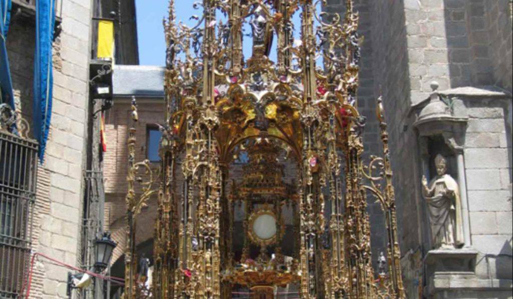 Corpus Domini - Toledo