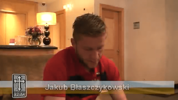 """Jakub Błaszczykowski, il capitano polacco non si vergogna: """"Amo Gesù"""""""