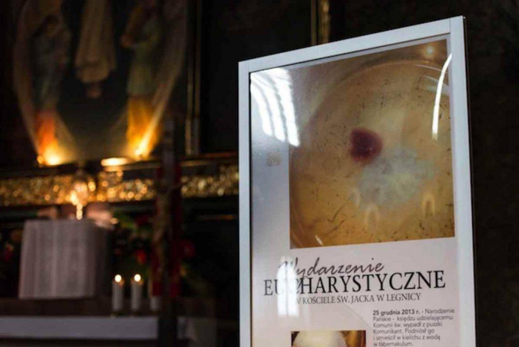 Miracolo eucaristico - Legnica