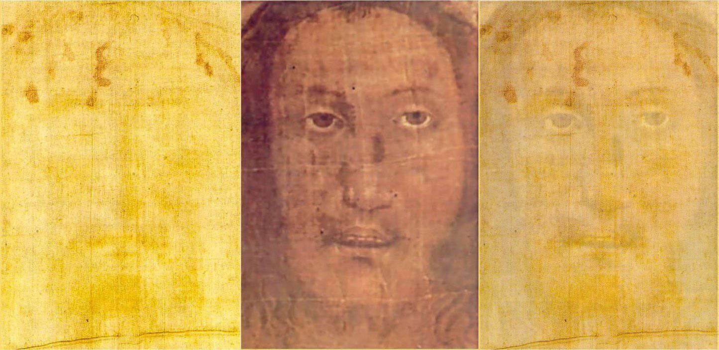 Ecco quali furono i tre sacri lini della Passione di Cristo