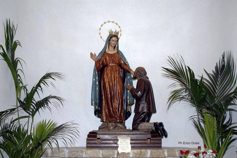 La Madonna dei Miracoli di Miracoli