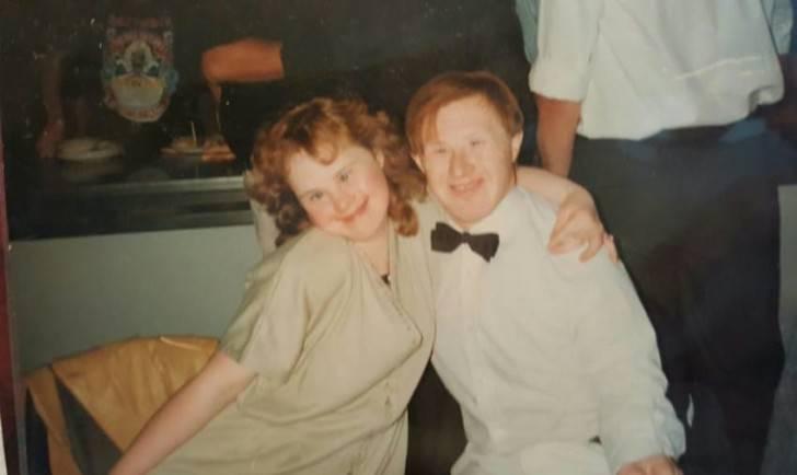 Maryanne e Tommy Pilling hanno una storia molto particolare da raccontare