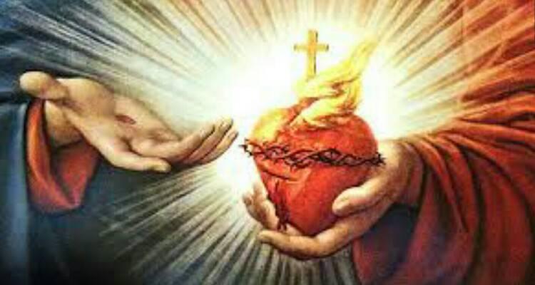 Vangelo del giorno secondo Giovanni19,31-37 -SACRO CUORE