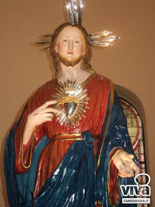Il miracolo del Sacro Cuore avvenuto a Canosa di Puglia