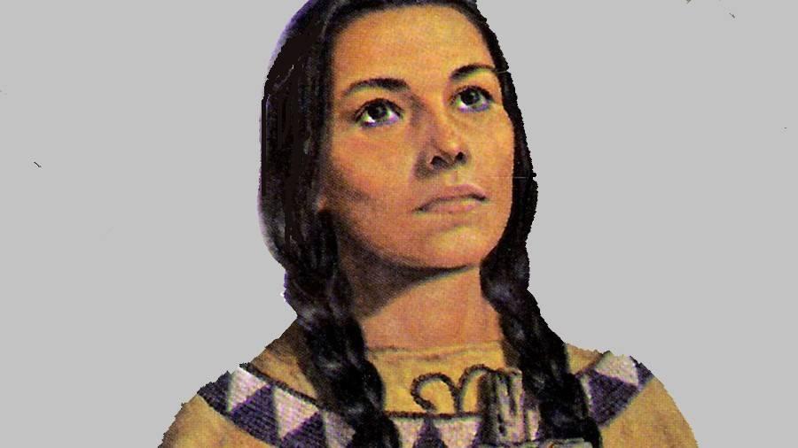 Kateri (Caterina) Tekakwitha è la prima Santa pellerossa
