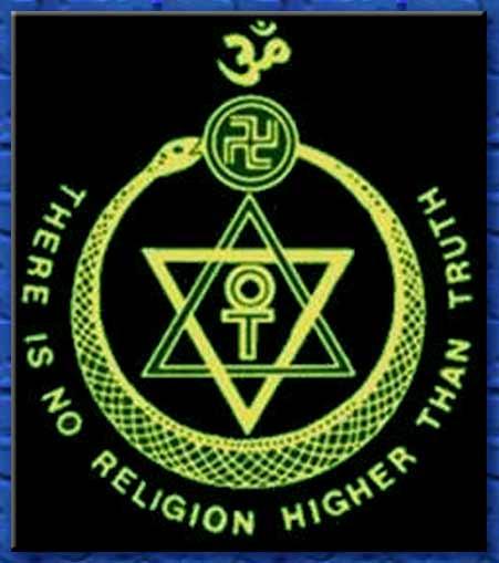 La Società Teosofica dell'occultista Helena Blavatsky