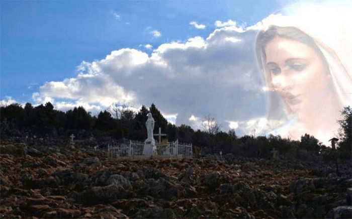 Medjugorje: Apparizione straordinaria sulla collina del 4 maggio 2018