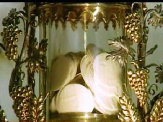 Dopo essere state rubate le Ostie di Siena sono rimaste intatte per 288 anni