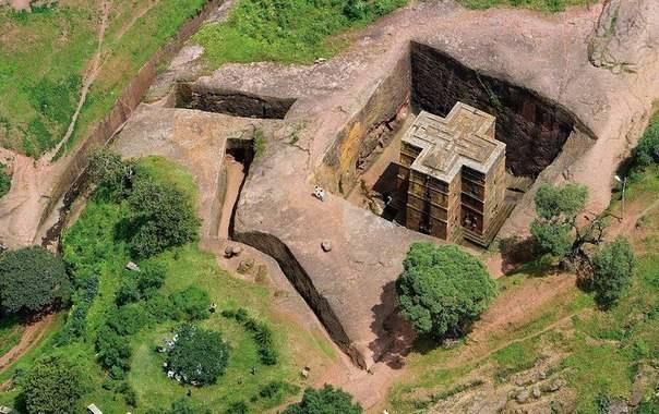 L'Etiopia e la magnificenza delle chiese di Nuova Gerusalemme