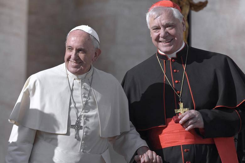 il cardinal Müller costretto a bacchettare i vescovi tedeschi