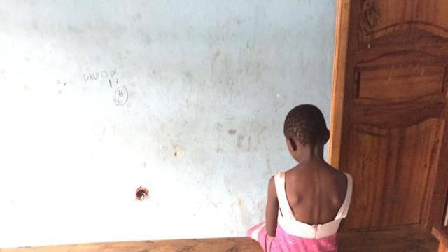 Le bambine violentate nel Congo non hanno voce