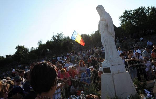 """Monsignor Hoser: """"Il culto di Medjugorje è cristocentrico"""""""