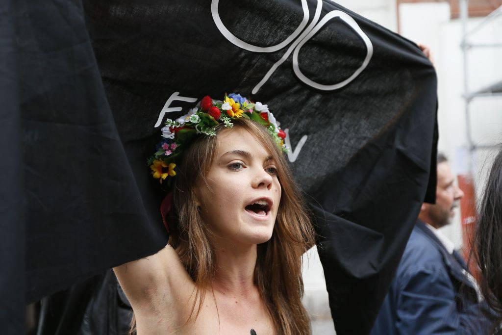 Oksana Shachko, la cofondatrice delle 'Femen' che si è tolta la vita