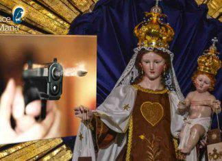 Madonna del Carmelo proiettile