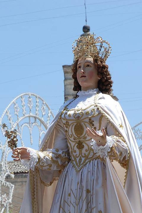 La Madonna della Bruna occupa un posto speciale nel cuore di Matera