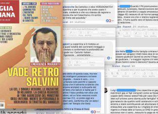 Salvini Famiglia Cristiana