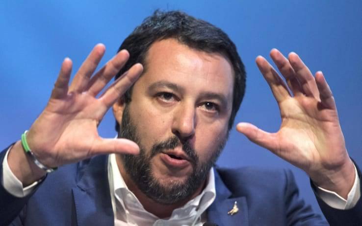 Matteo Salvini denigrato dagli altari?