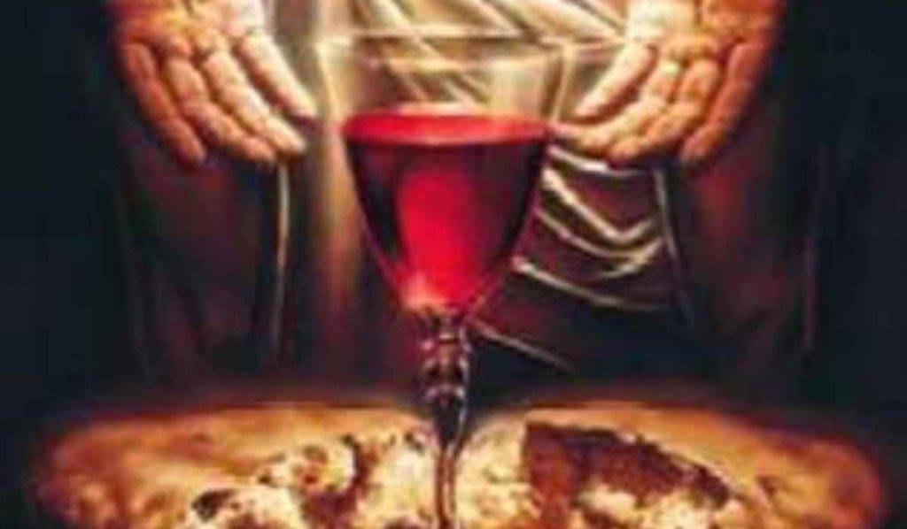 Sangue di Gesù