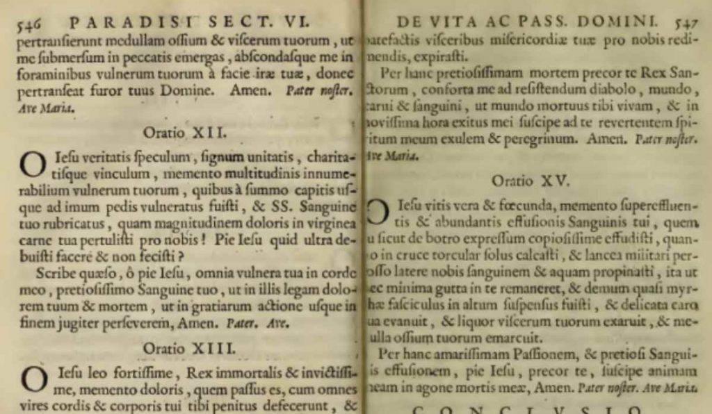 Santa Brigida - Orazioni